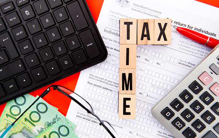 Tax time focus areas for individuals