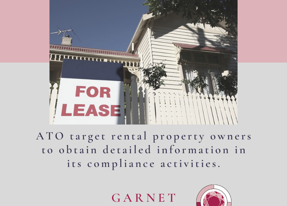 ATO target rental property owners to check compliance