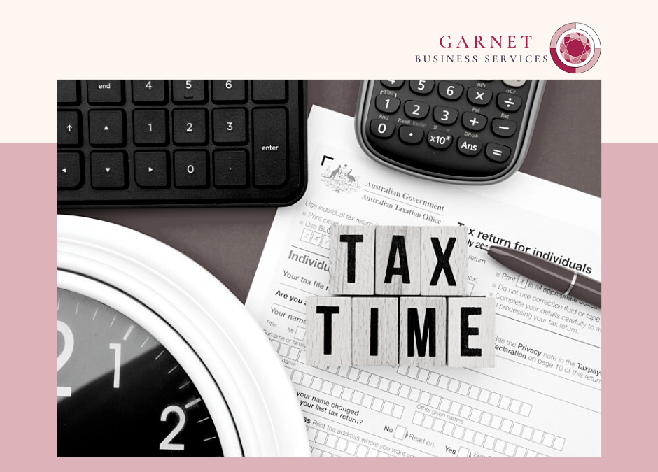 Get ready for tax time 2021