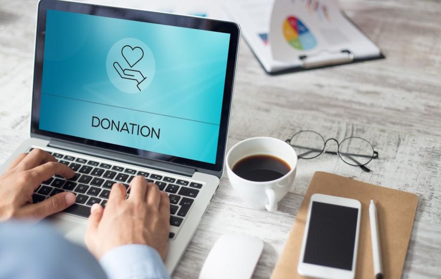 Workplace giving v salary sacrifice donations